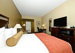 Best Western Plus Prairie Inn - Albany - Bedroom