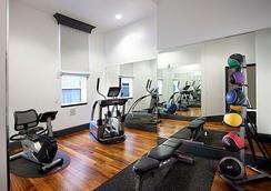 La Pensione Hotel - San Diego - Gym