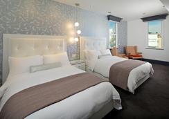 La Pensione Hotel - San Diego - Bedroom