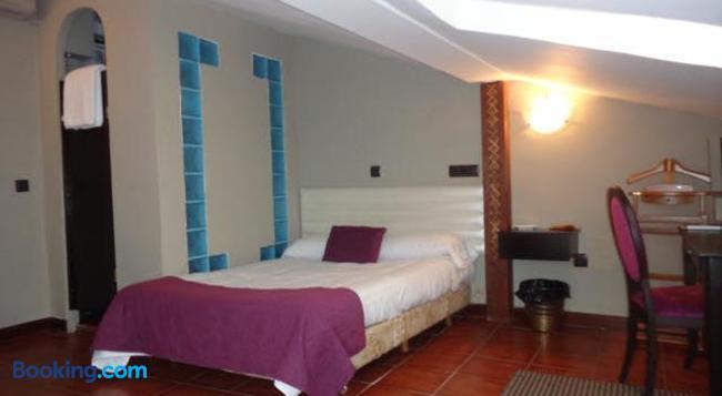 La Posada De La Magistral - Alcalá de Henares - Bedroom