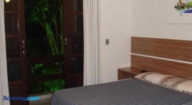 Pousada Guaruja - Bombinhas - Bedroom