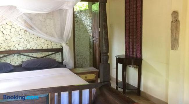 Jukung Bali Bungalow - Amed - Bedroom