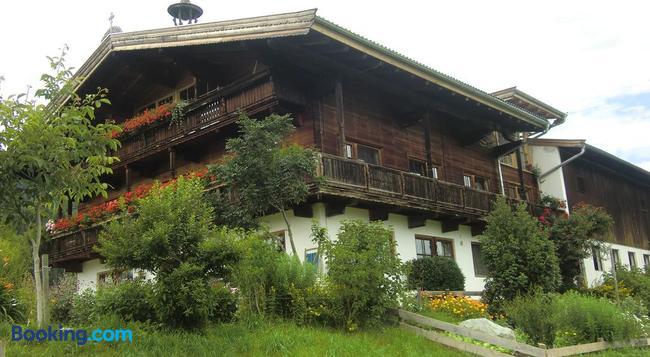 Weberhof Hopfgarten - Hopfgarten im Brixental - Building