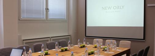 New Orly - Munich - Meeting room
