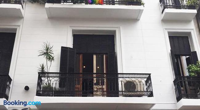 Lugar Gay Bed & Breakfast - Buenos Aires - Building