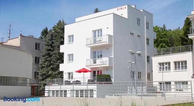 Hotel Vila Viola - Luhačovice - Building