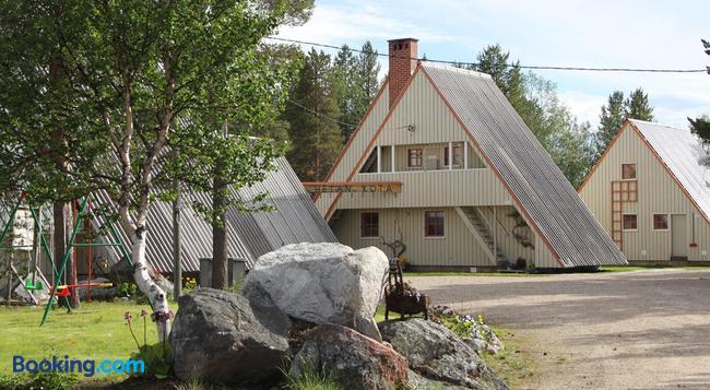 Holiday Village Hetan Kota - Enontekiö - Building