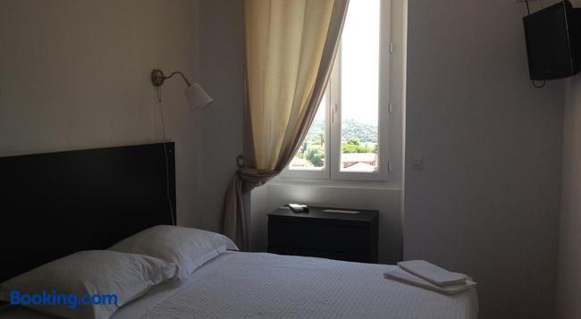 Hotel La Cigale - La Croix-Valmer - Bedroom