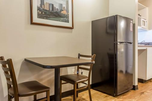Suburban Extended Stay Hotel - Charlotte - Dining room