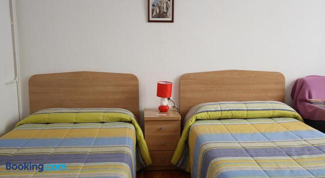 Hostal Bayón - León - Bedroom