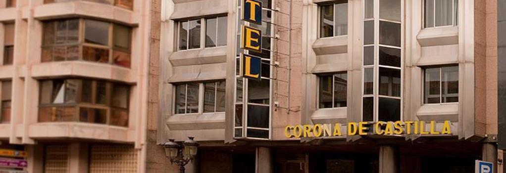 Hotel Sercotel Corona De Castilla - Burgos - Building