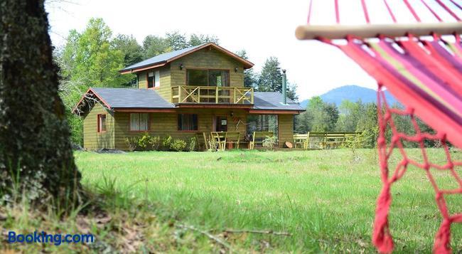 Ecoreserva Quelhue Lodge y Cabañas - Pucon - Building