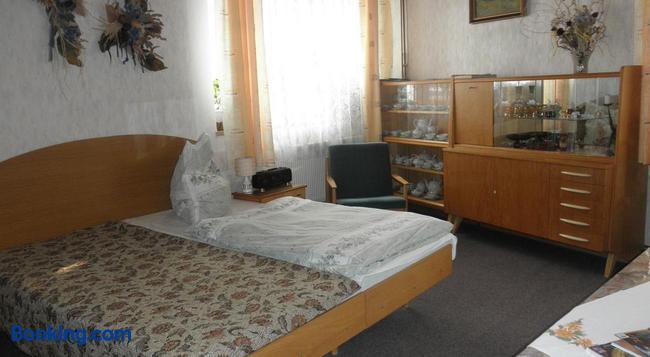 Pension U Kaktusu - Carlsbad - Bedroom