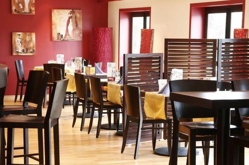 Kyriad Le Havre Centre - Le Havre - Restaurant