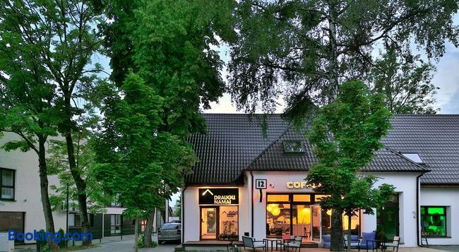 Draugu namai - Druskininkai - Building