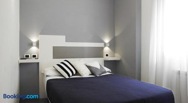 Jazz Style - Rome - Bedroom