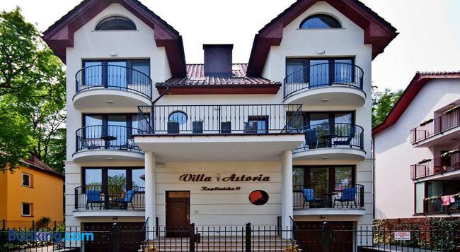Villa Astoria - Świnoujście - Building