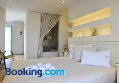 Alexandros Studios - Naousa (Paros) - Bedroom