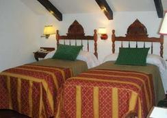 Hotel El Relicario Del Carmen - Quito - Bedroom