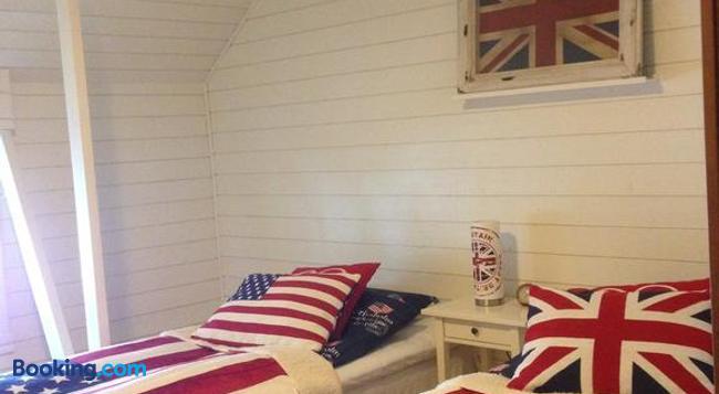 Bashults Gård - Jönköping - Bedroom
