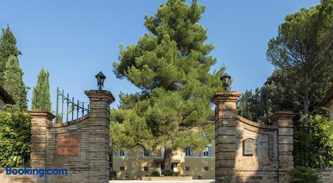 Villa Pandolfi Elmi - Spello - Building