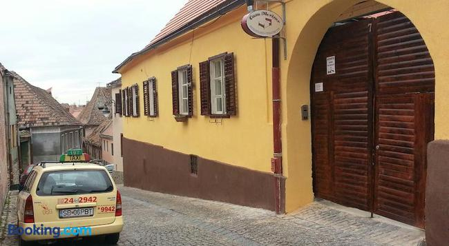 Casa Merisor - Sibiu - Building