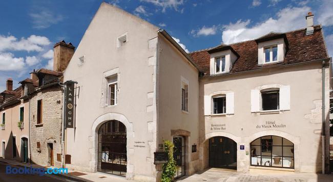 Hotel Du Vieux Moulin - Chablis - Building