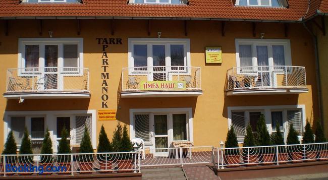 Tarr Apartmanok - Keszthely - Building
