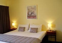 City Close Motel - Napier - Bedroom