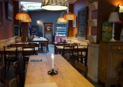 Hotel Galia - Brussels - Restaurant