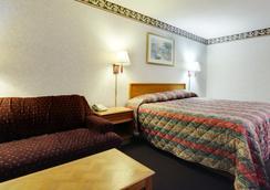 Americas Best Value Inn and Suites - Macon - Bedroom