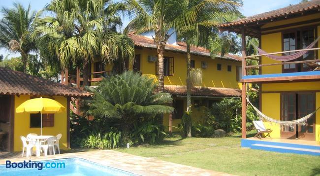 Pousada Vistamar - Paraty - Building