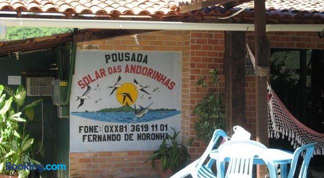 Pousada Solar das Andorinhas - Fernando de Noronha - Building