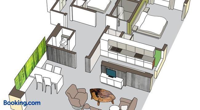 Apartmoment (De Coqisserie) - De Haan - Building