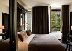 Hotel Observatoire Luxembourg - Paris - Bedroom