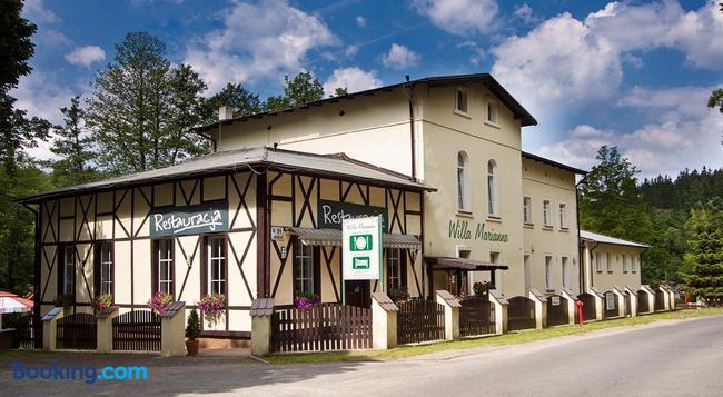 Willa Marianna - Lądek-Zdrój - Building