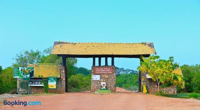 Shangri-Lanka Village - Tissamaharama - Building