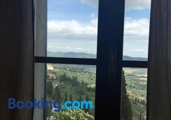 Appartamenti Belvedere - Cortona - Outdoor view