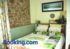 Chambres d'Hôtes du Manoir du Haut Salmon - Saint-Malo - Bedroom