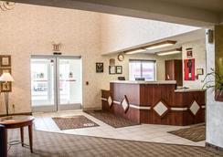 Comfort Inn & Suites - Fremont - Lobby
