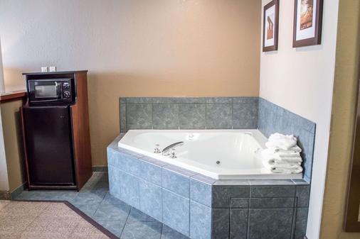 Comfort Inn & Suites - Fremont - Bathroom