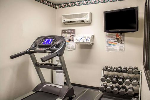 Comfort Inn & Suites - Fremont - Gym
