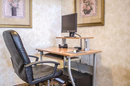 Comfort Inn & Suites - Fremont - Business centre