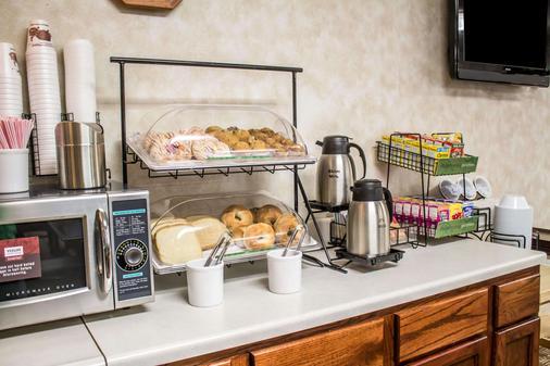 Comfort Inn & Suites - Fremont - Restaurant