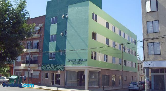 Hotel Micro - Rosario - Building