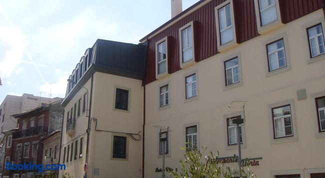Hotel Vitória - Coimbra - Building