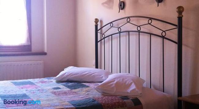 Guesthouse Kolenti - Portaria - Bedroom