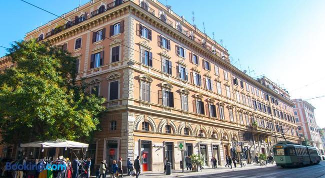 Maison Vaticana - Rome - Building
