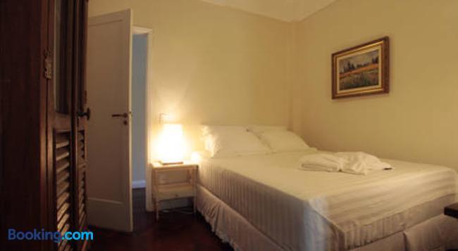 Hotelinho Urca Guest House - Rio de Janeiro - Bedroom