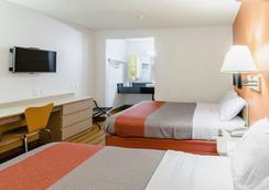 Motel 6 Medford North - Medford - Bedroom